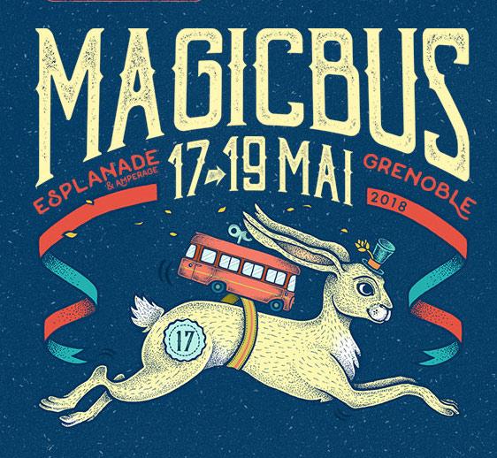 Festival Magic Bus de Grenoble