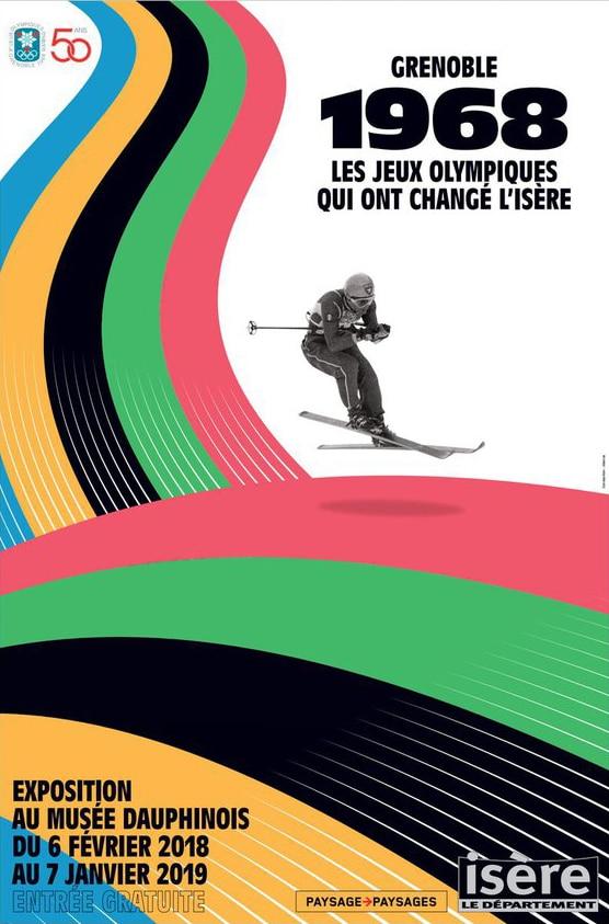 Grenoble 1968, les JO qui ont changé l'Isère
