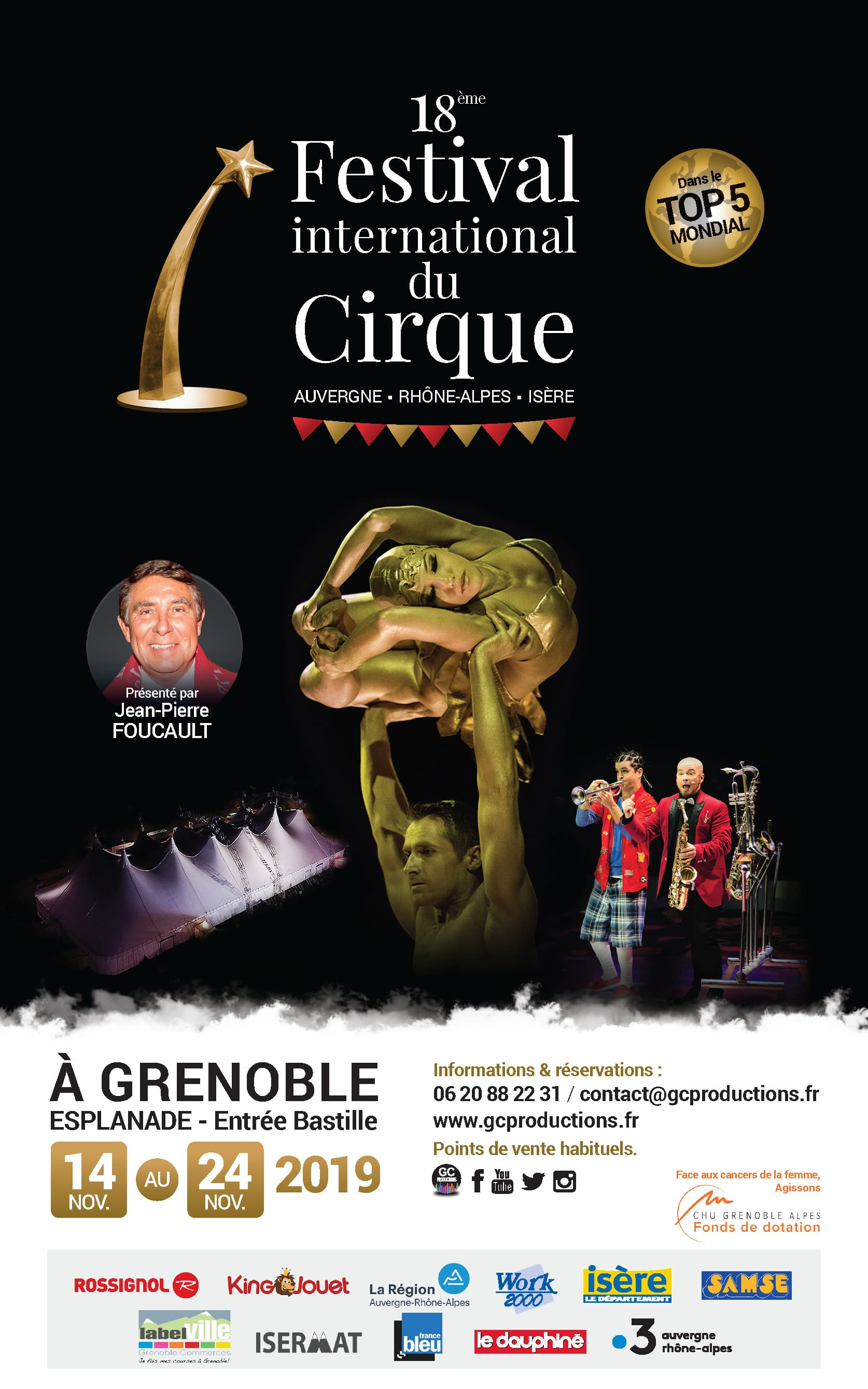 Festival International du Cirque 2019