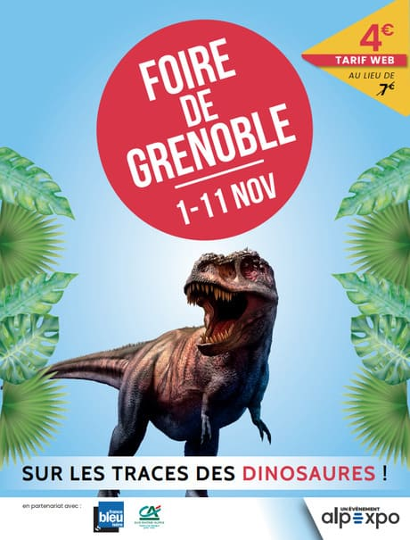 Foire internationale de Grenoble 2019