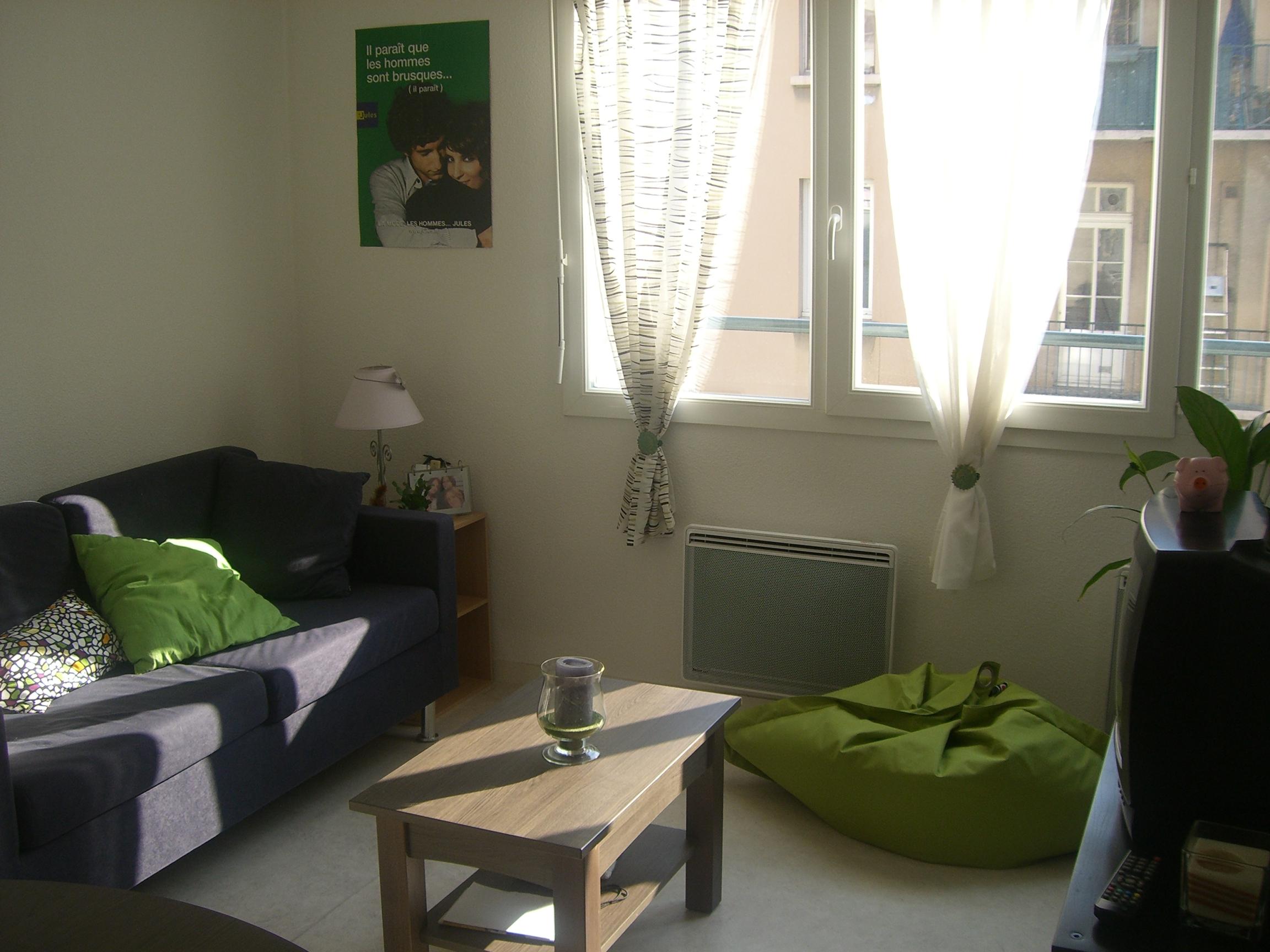 Studio meublé Privilodges Coeur de Ville